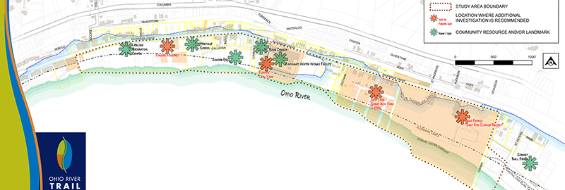 Ohio River Trail - Open House - 2011-0414 - Board - RESOURCES