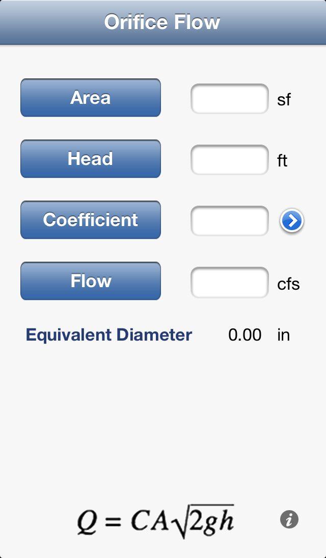TKG Pipe Flow App Screenshot 2