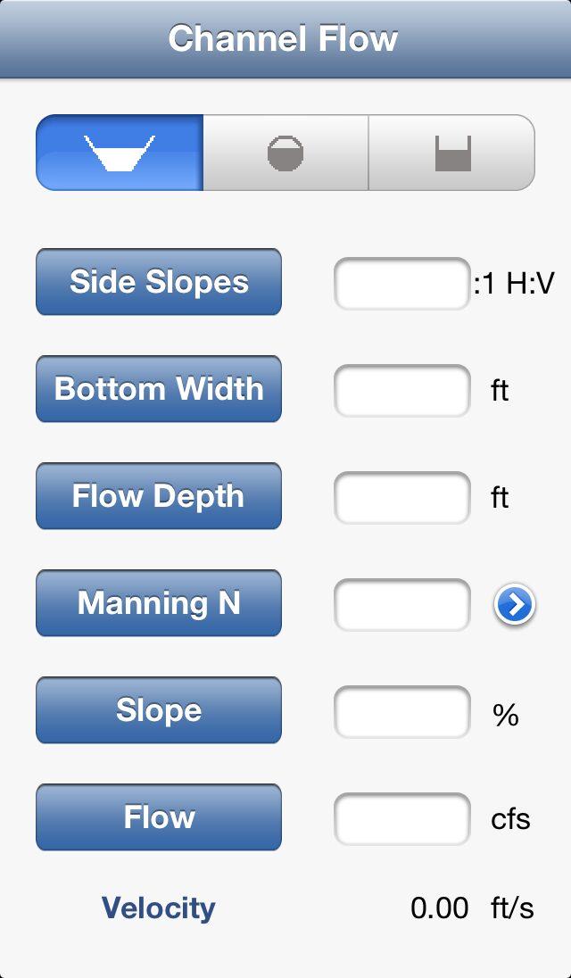 Pipe Flow App Screenshot