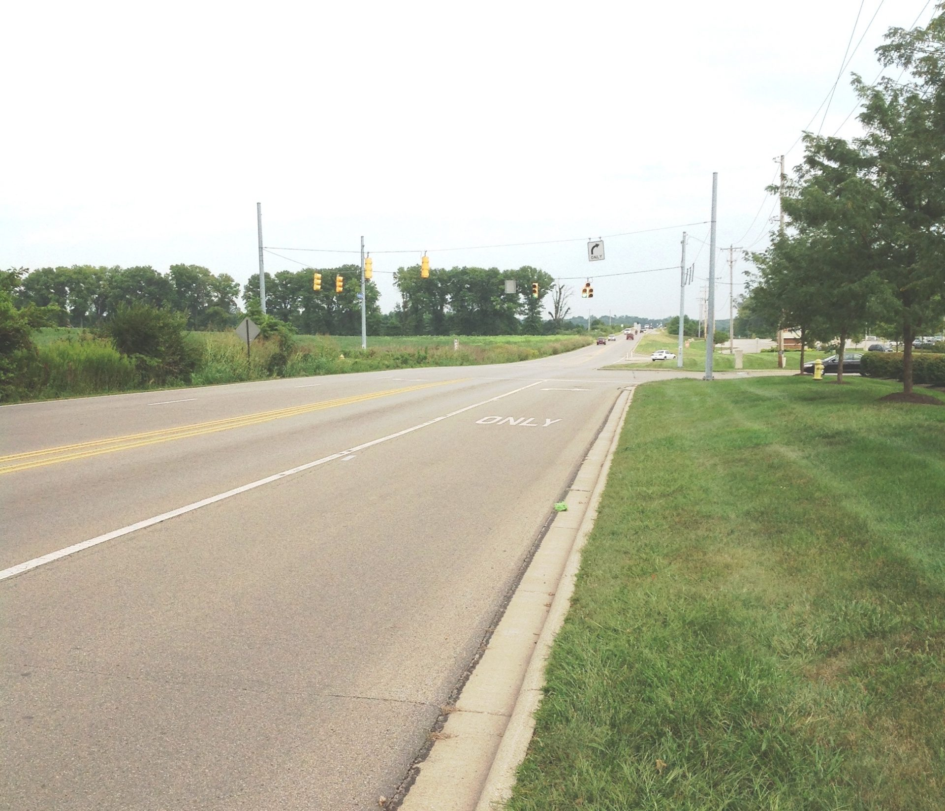 Centerville's Feedwire Road Project Design Kicks Off