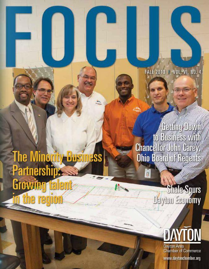 Dayton Chamber of Commerce Focus Magazine