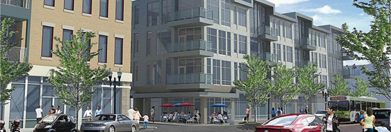 Mercer Commons Over The Rhine Mixed Use Project