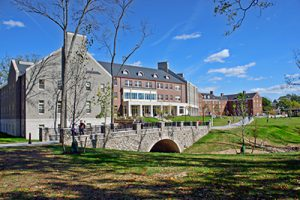 Miami University Western Campus. Example of Landscape Architecture in Oxford, Ohio.