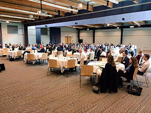 """The Kleingers Group sponsored the April 15 SMPS event titled """"Raising the Grade in Higher Education"""""""