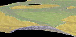 Autodesk Civil 3D Grading Plan Model