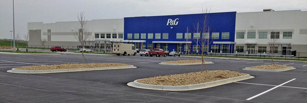 Procter & Gamble Distribution Center