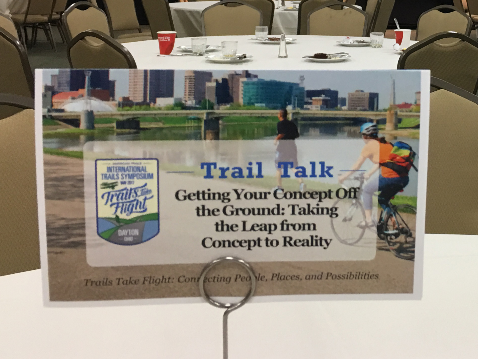 What we learned from our speaking and attendance at the 2017 International Trail Symposium