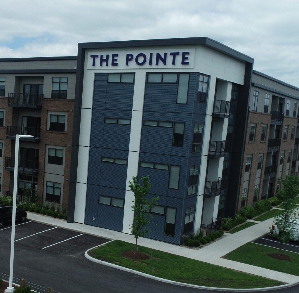 Polaris Apartments: The Pointe At Polaris Mixed-Use Development